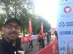 Let's Ride for British Cycling