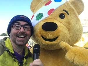 BBC Countryfile ramble for Children in Need